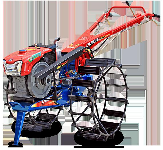 Traktor tangan roda dua g 1000 boxer quick traktor